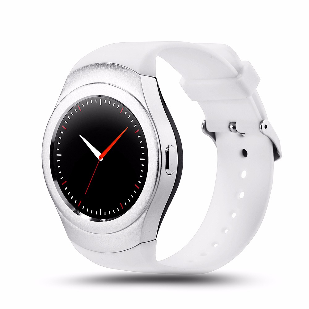 ФОТО Smart Watch K8 Smartwatch Wristwatch Bluetooth For Apple iPhone 5 5S 6 Plus Samsung Huawei Xiaomi HTC Android Phone