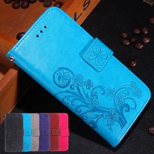 Embossed Pattern PU Leather Case For Oppo