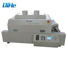 Qihe уполномоченный Puhui T-960 светодиодный печь для плавки SMT T960 канала Инфракрасная печь T960 паяльная станция