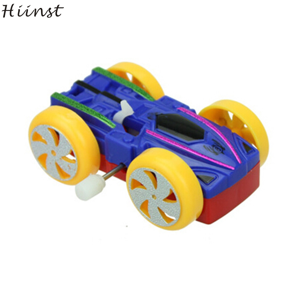 HIINST MallToy Drop Ship Baby Kids Cute Twist Forward Movement Clockwork Spring Toy Gift Aug14