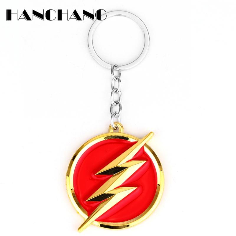 DC Comics Superman Design Logo Alloy Key Chains Keychain Keyfob Keyring