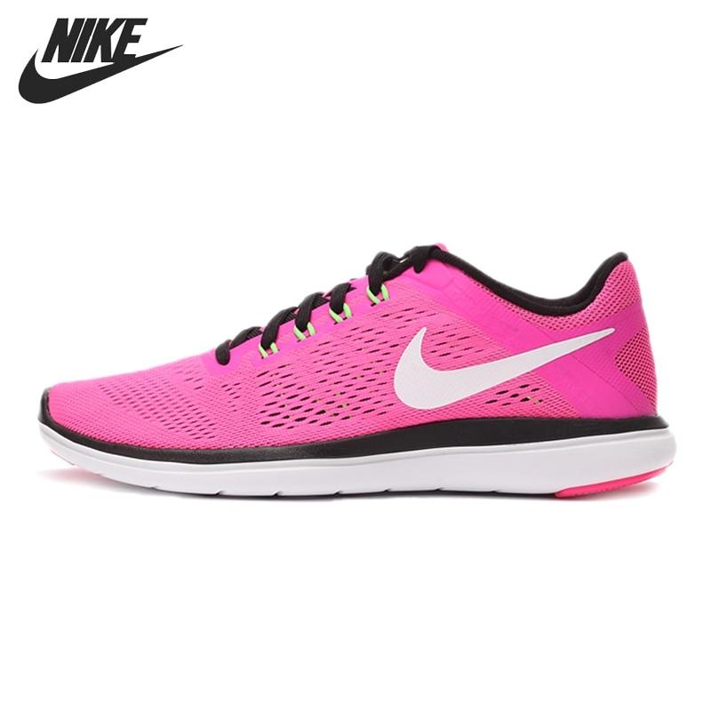 Original New Arrival font b NIKE b font Flex RN Women s Running Shoes Sneakers