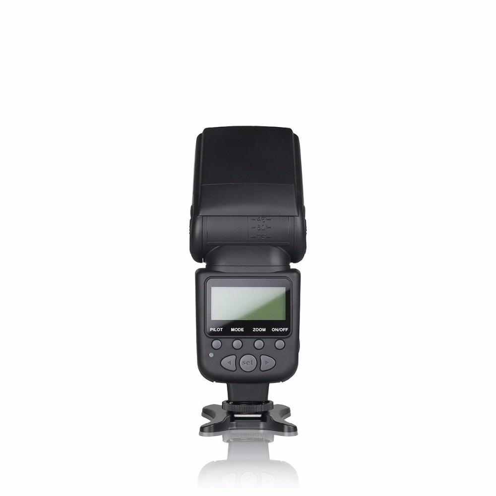 Meike MK950II-C TTL brzina bljeskalice za Canon EOS 5DII 6D 7D 50D - Kamera i foto - Foto 2