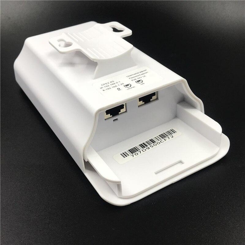 CPE AR9531 Chipset WIFI Router WIFI repetidor gama larga 300 Mbps 2.4 GHz Router AP al aire libre CPE AP puente router cliente