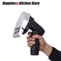 Кухня Ножи нож для шаурмы (два лезвия), электрические слайсер для кебаба, кебаб шаурма Гироскопы резак