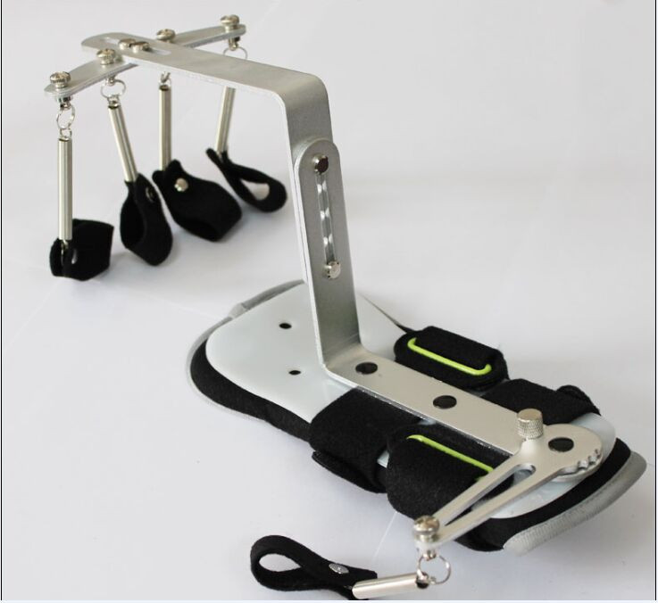 Updated version cerebral hemiplegia finger training stroke rehabilitation equipment