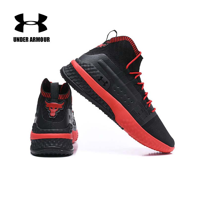 0d09a8925e8b Under Armour Men Project Rock 1 Basketball shoes athletic Training boots Zapatillas  hombre deportiva Cushion sneakers US7-11 - aliexpress.com - imall.com