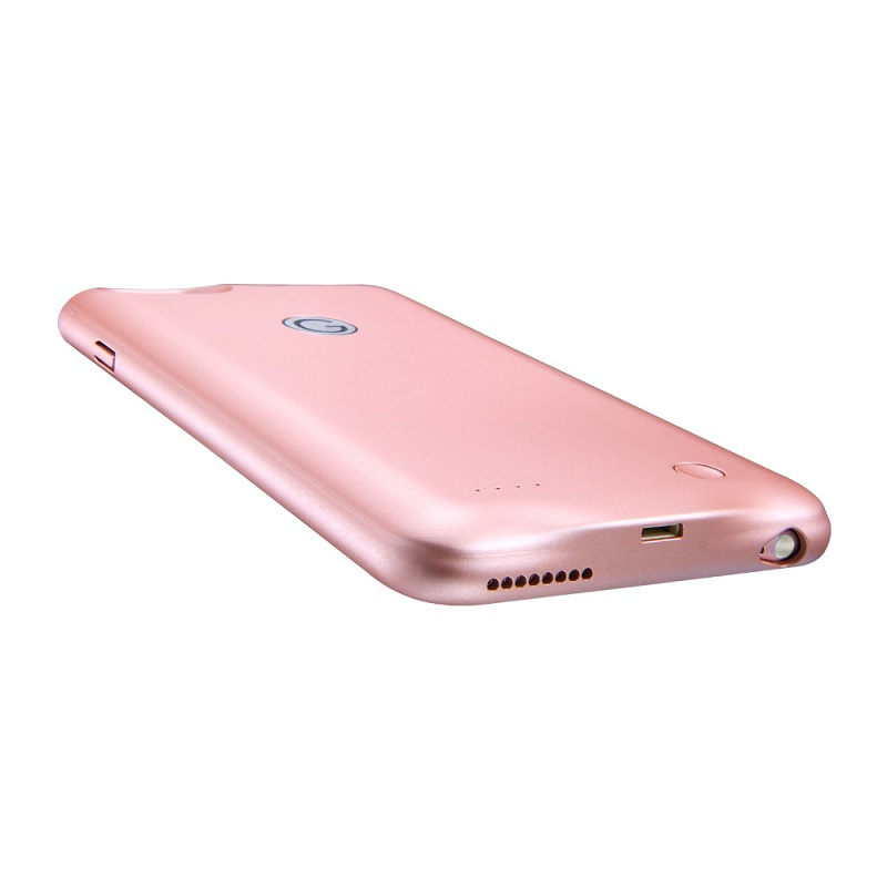 Slim Designed Multi colors choice external battery charger for iphone6 6s
