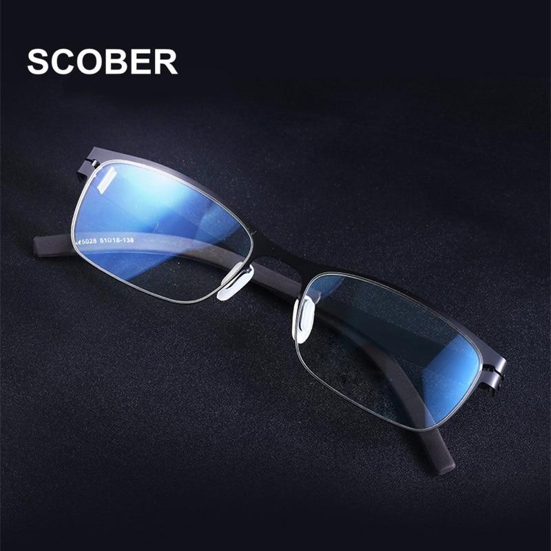High End Computer Worker's Anti-fatigue Anti-radiation Blue Light Proof Reading Glasses Men Women Presbyopia Eyeglasses 115R