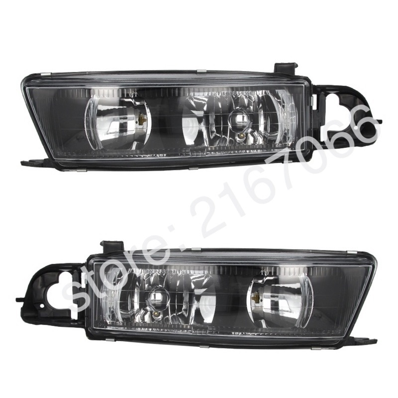 headlights fit mitsubishi galant 1996 1997 1998 1999 2000. Black Bedroom Furniture Sets. Home Design Ideas