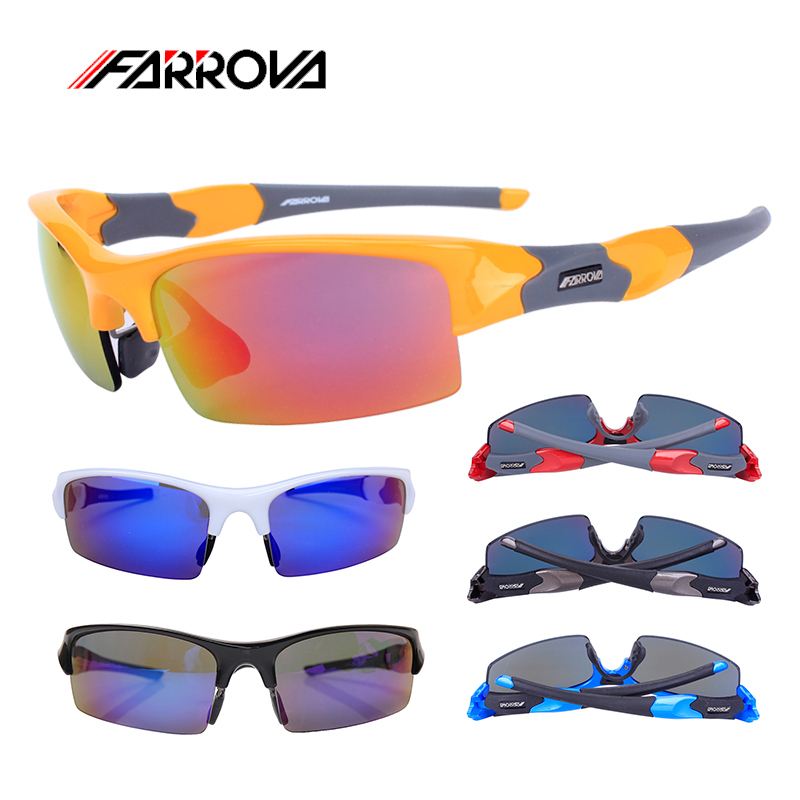 Farrova 2017 Cycling Glasses Polarized Men Eyewear Sport Glasses Polarized Running Bycicle Bike Sunglasses Women Cicismo Mtb aoron classic polarized sunglasses men brand designer hd goggle men s integrated eyewear sun glasses uv400 2017 new ao 12