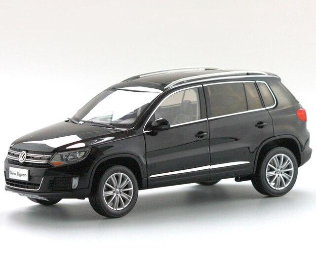 Suv Volkswagen: 1:18 Diecast Model For Volkswagen VW Tiguan 2013 Black SUV
