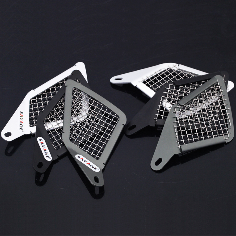 Air Intake Grill Guard Cover Protector For BMW R1200GS LC 2013-2017 14 15 16 Motorcycle Accessories Aluminum & Stainless Steel racing grills version aluminum alloy car styling refit grille air intake grid radiator grill for kla k5 2012 14
