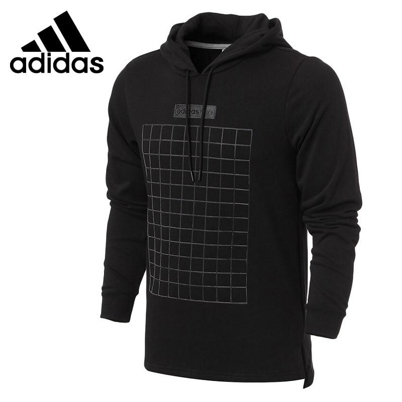 все цены на Original New Arrival 2017 Adidas NEO Label Men's Pullover Hoodies Sportswear онлайн