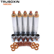 Welding machine parts NBC200 spool gun torch head tube barrel welding tips shield cups gas ring for MIG MAG NBC welding machine(China)