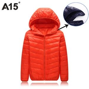 Image 5 - A15 ropa de niñas 2018 primavera moda Otoño niños prendas de vestir exteriores abrigo cálido niños chaqueta para niño adolescente marca edad 10 12 14 16 años
