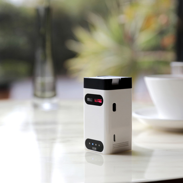 Mini clavier de Projection sans fil de clavier de laser virtuel de Bluetooth Portable pour l