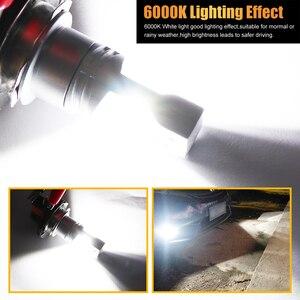 Image 5 - 2pcs H15 LED אוטומטי ערפל מנורת 30W CSP 1919 שבב SMD LED גבוהה כוח לבן 6000K נורות עבור רכב אוטומטי חיצוני ערפל אור פנס מנורה