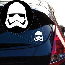Captain Phasma Star Wars Aufkleber Aufkleber für Autofenster, Laptop und mehr футболка с полной запечаткой для мальчиков printio star wars captain phasma