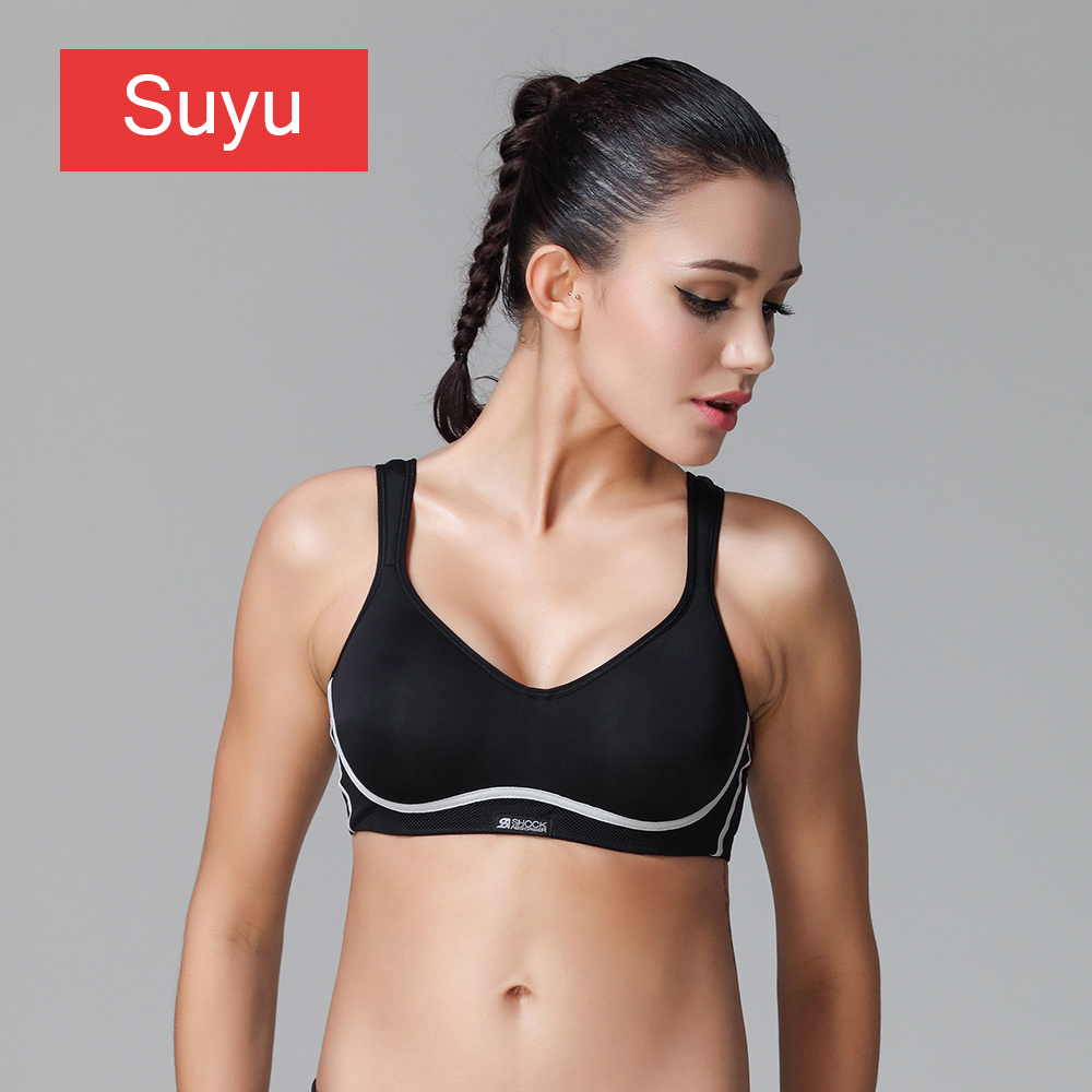 be64092c0eb93 Shock Absorber Women s Multi Sport Max Support Sports Bra Girls Essential  Training Bras For Running Excise Work Out
