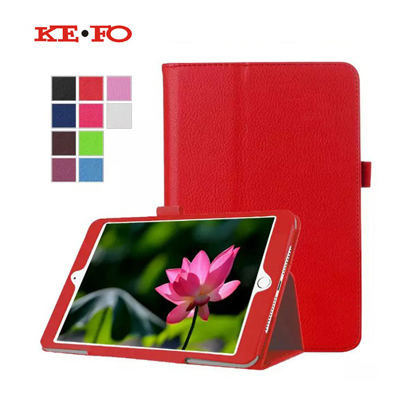 KeFo For Apple iPad mini 4 Smart Case Cover Magnetic Auto Wake Up/Sleep Flip Litchi PU Leather Tablet Stand Cases For iPad mini4 2016 for ipad 2 3 4 smart stand holder case auto sleep wake up flip litchi pu leather cover promotion cheap