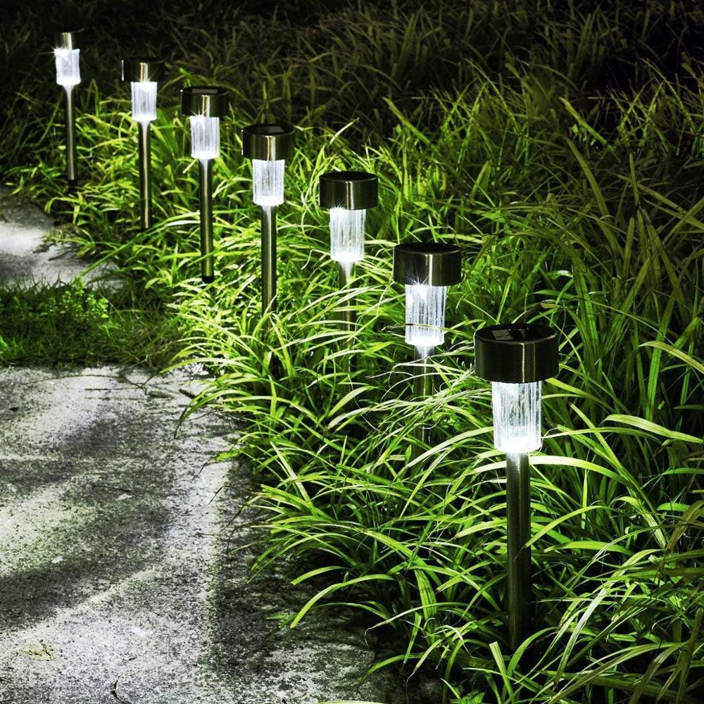Solar Garden Light 1.2v 40mah  Led Lamp Outdoor светодиодный солнечный свет