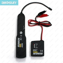 Автомобильный прибор для определения коротких и открытых замыканий, Тестовый Кабель er, трассировщик проводов для tone line, Тестовые провода All-Sun EM415pro