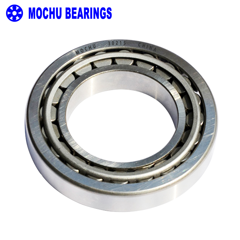 1pcs Bearing 30215 75x130x27.25 30215-A 30215J2/Q 7215E Cone + Cup High Quality Single Row Tapered Roller Bearings high quality 1 75