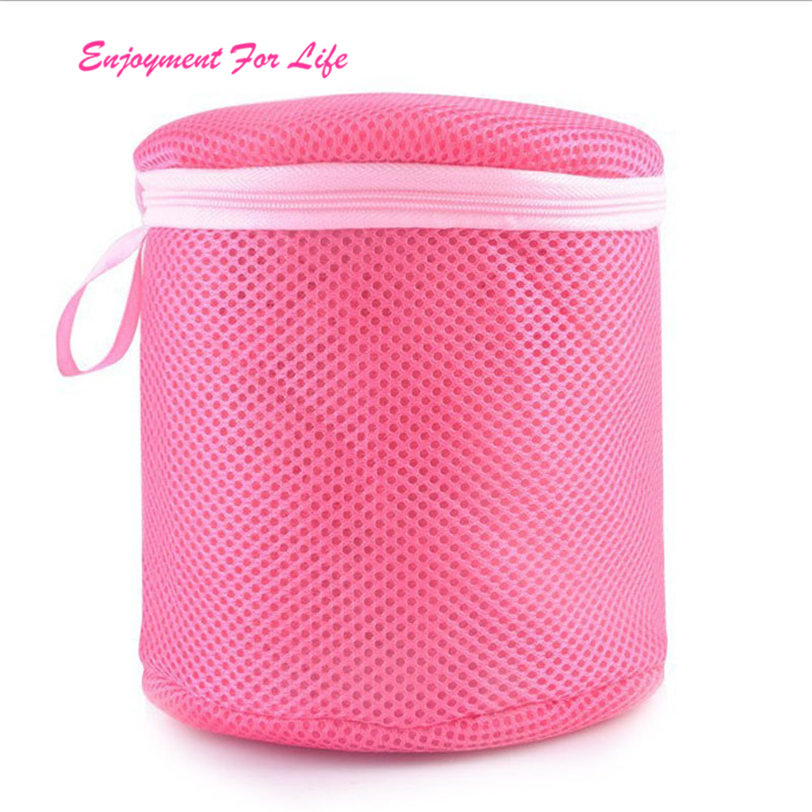 Women Bra Laundry Lingerie Washing Hosiery New Arrival High Quality Hot Saver Protect Mesh Round Bag Free Shipping Dec 1