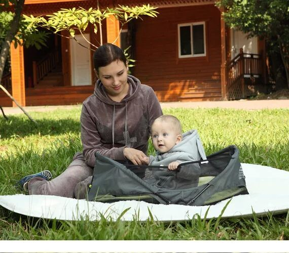 2017 Baby Crib Spring Summer 0-2 Years Portable Baby Cots Foldable Crib Newborn Travel Bed Baby Cradle цена