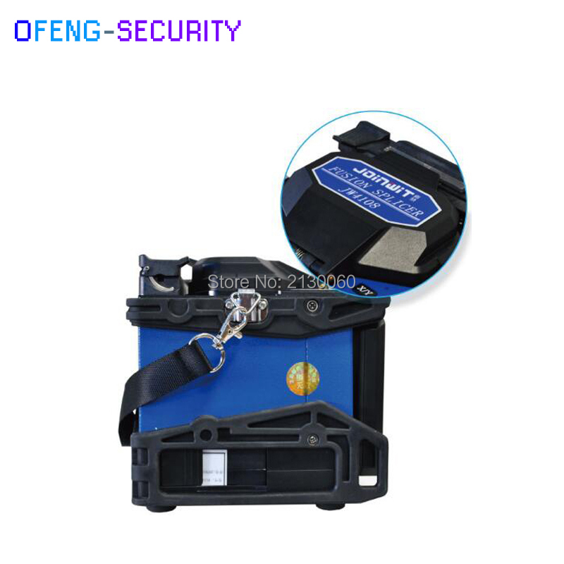 New Style JW4108 Handheld FTTH Fusion Splicer,Handheld FTTH Fiber Optical Fusion Splicer Welding Machine
