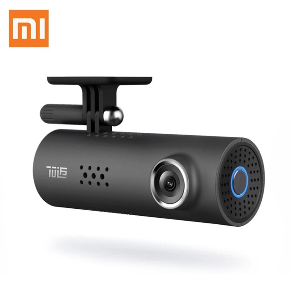 лучшая цена Xiaomi 70 Minutes Smart WiFi DVR 130 Degree Wireless 70mai Car Dash Cam 1080P Full HD Night Version G-Sensor Driving Recorder