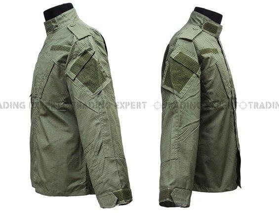 Uniforme de combat OD vert [CL-02-DG] uniforme de combat OD Camo numérique vert camouflage Marpat désert acu sable Camo bk vert Camo