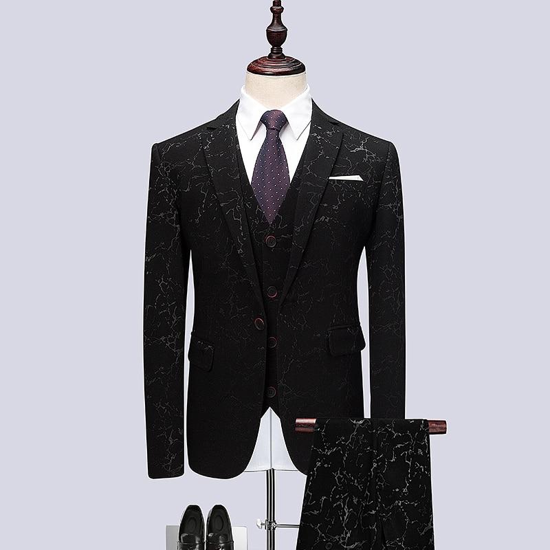 f17b3fbc2 Nuevo estilo boda chal solapa esmoquin de novio un botón para hombres boda  mejor hombre Blazer