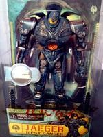 NECA Pacific Rim Melee Rangers Rangers Battlezone Version 2 Rangers Toy Model