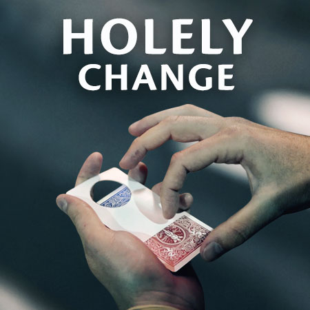 Holely Change SansMinds Creative Lab / Close-up Street Car Magic Tricks Wholesale