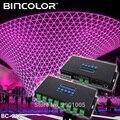 Новое поступление DC5V-24V Artnet Eternet к SPI/DMX пиксель светодиодный контроллер Выход ток 4 канала 7Ax4CH/16 каналов 3Ax16CH