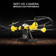 With Camera HD KAIDENG K70 WIFI HD Camera Altitude Hold Mode 3D Flip Roll Headless  Quadcopter With Camera hd helicopter