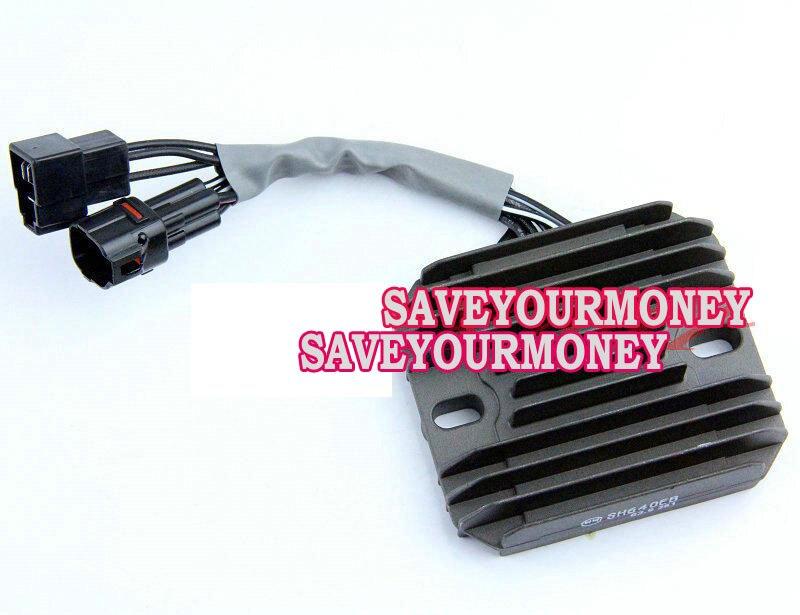 Аксессуары для мотоциклов Напряжение регулятор напряжения выпрямителя Для SUZUKI GSXR600 750 06-12 K6 K8 K11