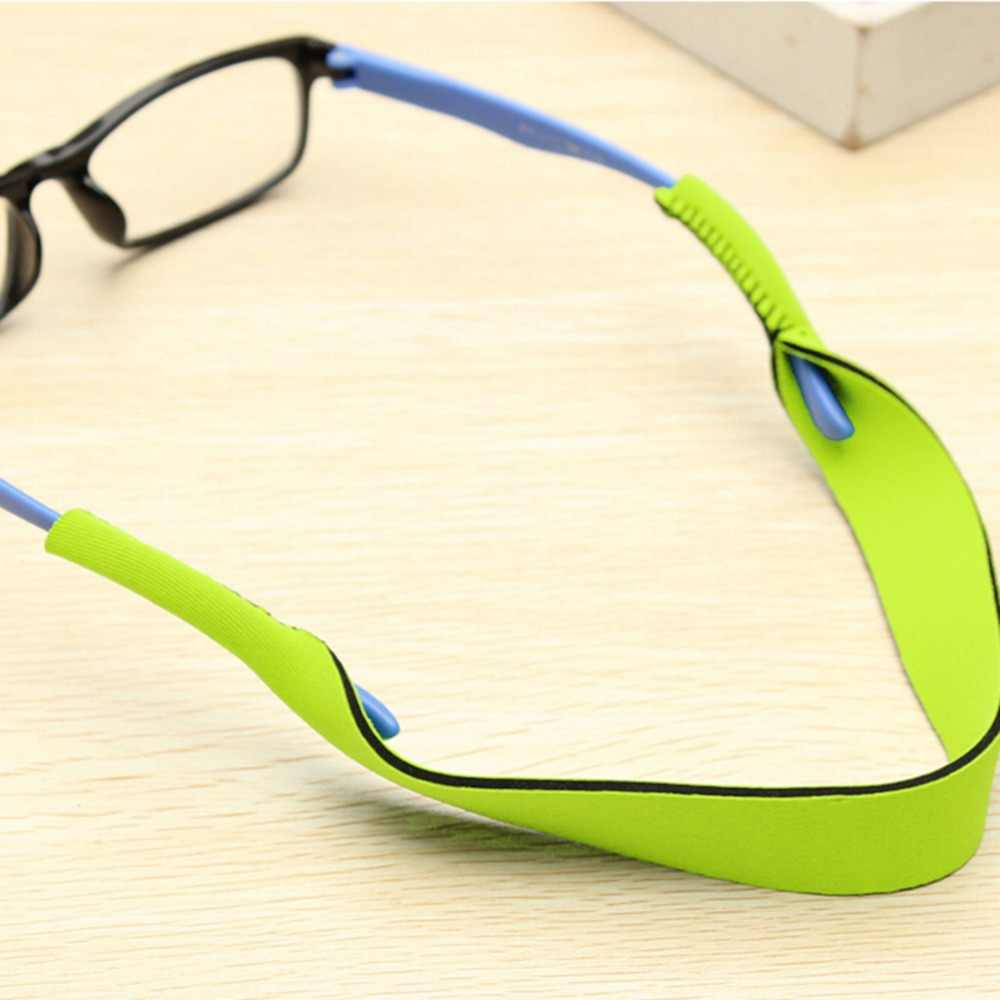 a64c0d889d2b Detail Feedback Questions about 33.5cm Spectacle Glasses Anti Slip Strap  Stretchy Neck Cord Outdoor Sports Eyeglasses String Sunglass Rope Band  Holder 4 ...