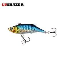 LUSHAZER VIB carpfishing 9.7g 10.5cm hard baits fish wobbler isca artificial leurre souple cheap fishing tackle