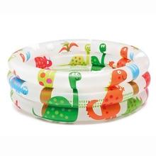 Outdoor Swimming Pools Baby Kids Pool Kiddie Indoor Beach Swim Toddler 2 Years Float Inflatable Round Plastic