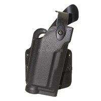 Safariland Light Bearing leg Holster Tactical Pistol Military Hunting Gun Holster for beretta M9 92 96