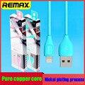 Remax usb cabo de carregamento rápido para iphone 7 plus 5S 6 6 s plus ios 10 ipad air cabo micro usb para samsung huawei xiomi redmi 3