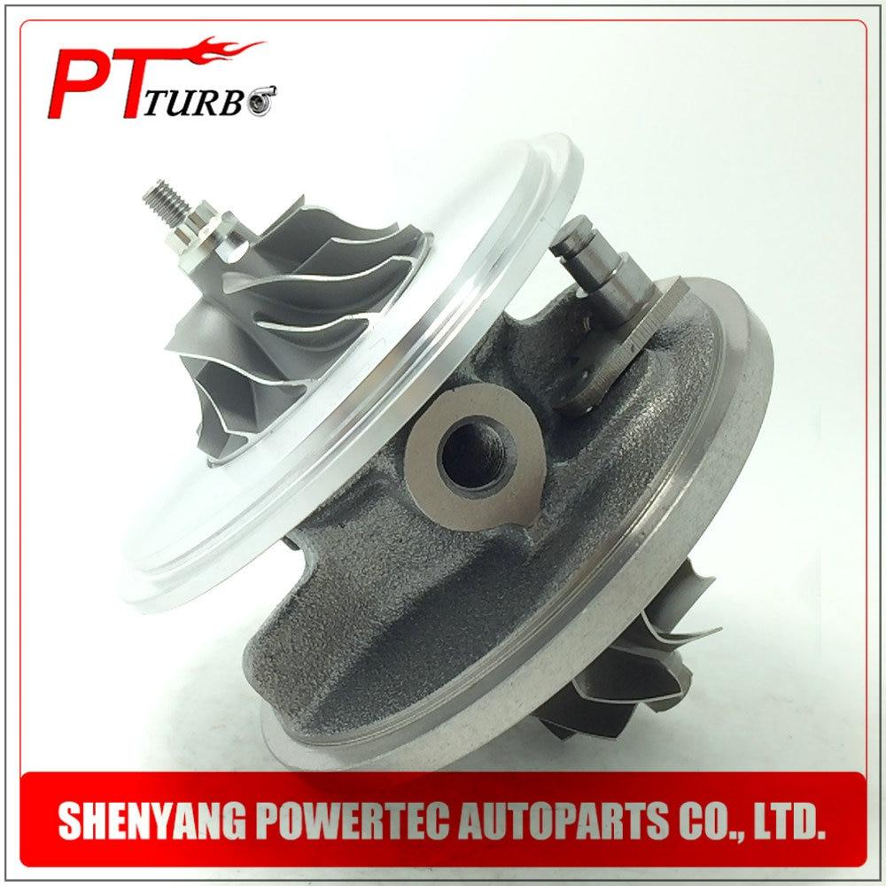 Car turbo kit chra turbocharger cartridge CHRA 717626 / 705204 for Saab 9-5 2.2 TiD OEM 24418170 / 860051 / 860055 / 24443096