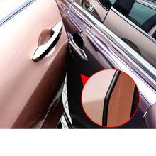 Lsrtw2017 Durable PVC Car Door Edge Anti-collision Protective Strip