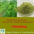 1000g Organic Moringa Powder - Miracle Tree Superfood Supplement