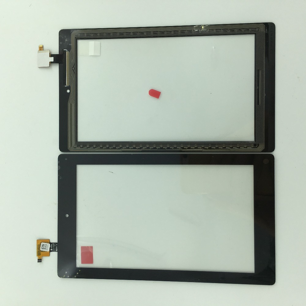 7 дюймов Сенсорный экран Панель планшета Сенсор внешний Стекло Замена для Amazon Kindle Fire HD7 2017 HD 7 2017 Черного цвета; Бесплатная доставка
