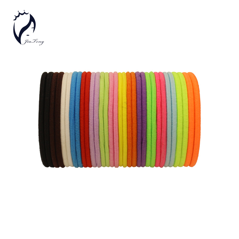 Generous 50pcs/lot 50mm Kids Girls Women Gum For Hair Accessories Para El Pelo Hair Holders Thicker Rubber Bands Elastics Accessories Back To Search Resultsapparel Accessories