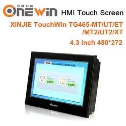 Сенсорный экран XINJE TouchWin 1366/UT/ET/MT2/UT2/XT HMI, 15,6 дюйма, * 768, интерфейс человека